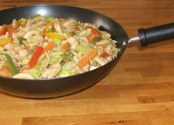 תבשיל עוף בסגנון סיני