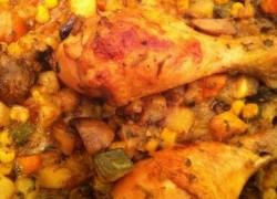 תבשיל שוקי עוף