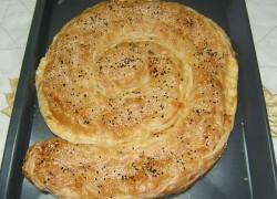 בורקס גבינה שבלולי (צ'וקור)