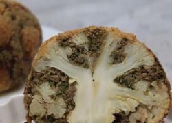 כרובית ממולאת בבשר טחון